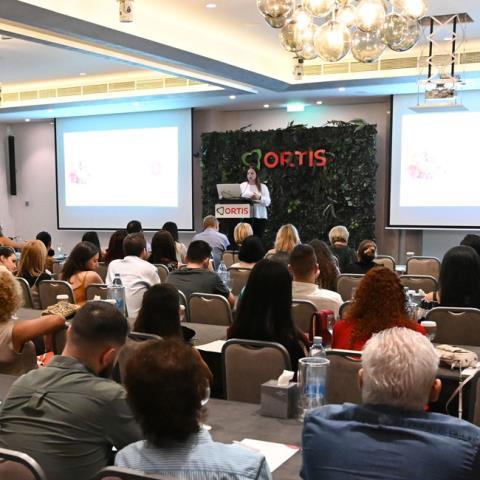 H Ortis παρουσίασε τον «δεύτερο εγκέφαλο» του σώματoς και τον ρόλο του στην καλή υγεία