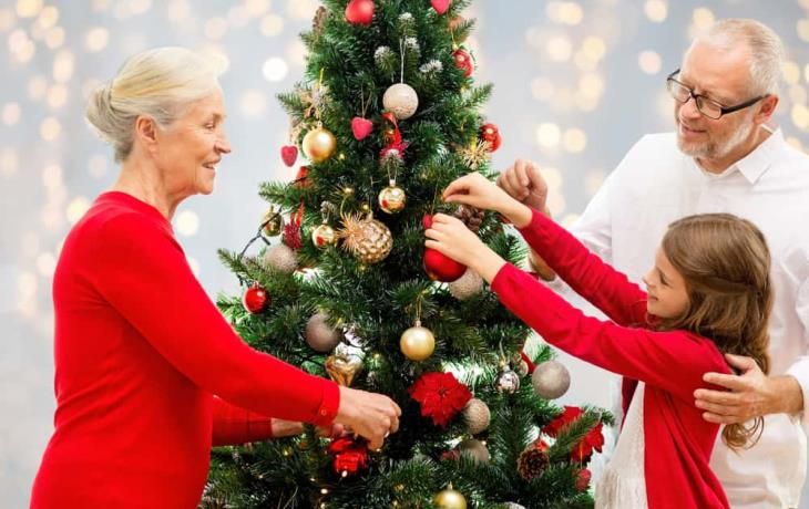 Αλτσχάιμερ: Γιορτές με έναν άνθρωπο που ξεχνά