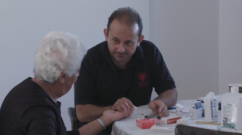 Δωρεάν εξετάσεις από την Καρδιολογική Εταιρεία Κύπρου στον απομακρυσμένο Πρόδρομο