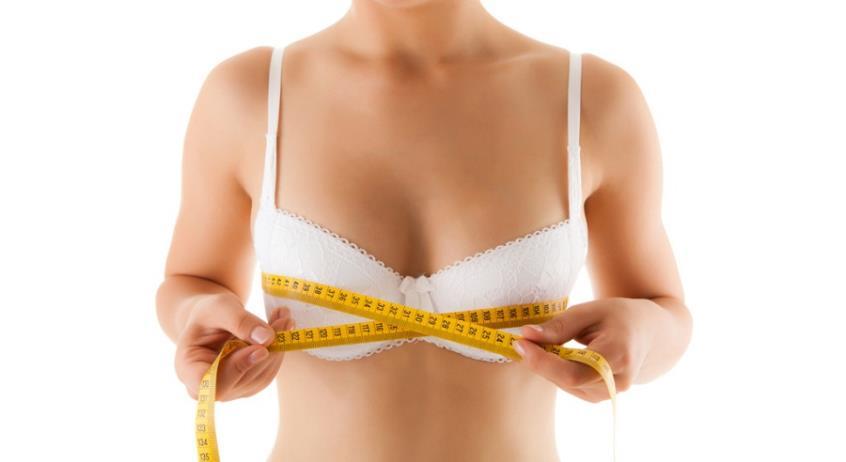 Αυξητική στήθους και σημάδι