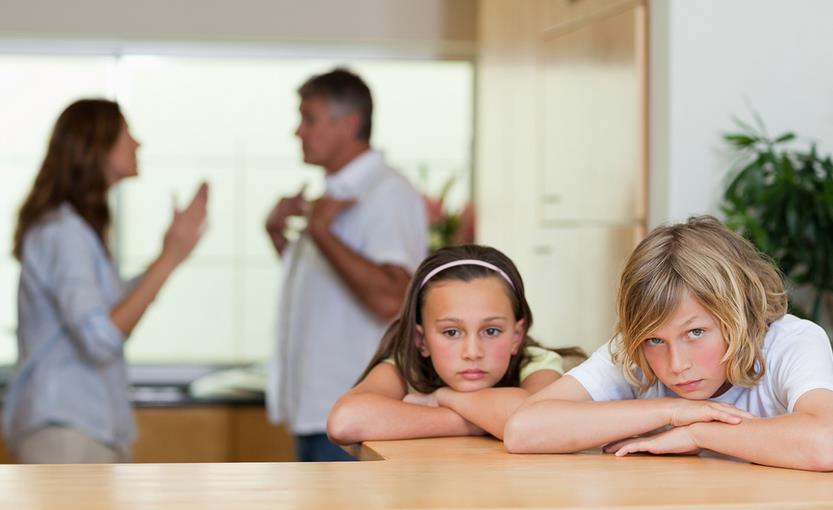 Τα παιδιά των χωρισμένων γονιών είναι πιθανότερο να γίνουν υπέρβαρα ή παχύσαρκα