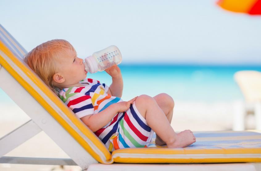 Πέντε απαραίτητα βήματα για την ασφαλή έκθεση του μωρού στον ήλιο
