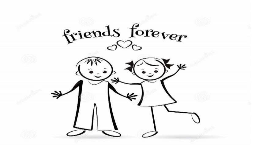 Τα ηλικιακά στάδια φιλίας των παιδιών