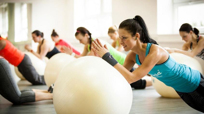 Fitball , ένας άλλος τρόπος άσκησης