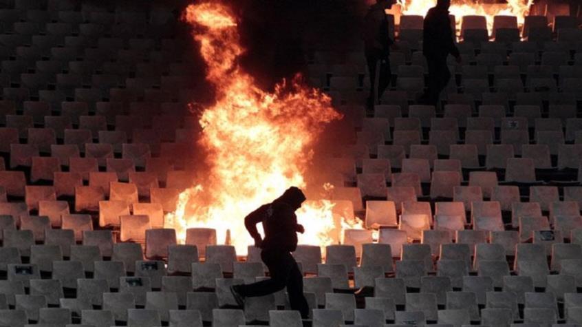 Χουλιγκανισμός και βία στα γήπεδα