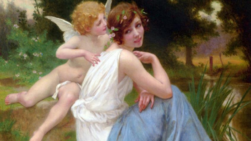 Ο μύθος του Έρωτα και της Ψυχής...