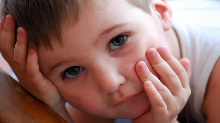 Αναγνωρίζοντας το άρρωστο παιδί