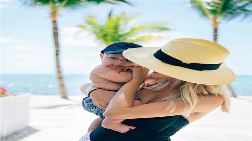 Μέτρα προστασίας από τον καύσωνα για μικρά παιδιά και βρέφη