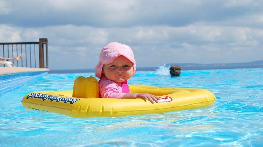 Το παιδί μου φοβάται να κολυμπήσει