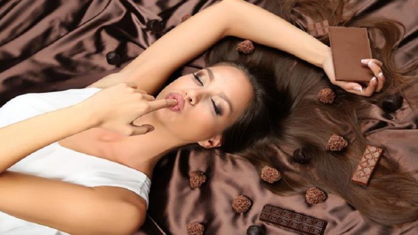 Γυναίκα, Σεξ και Σοκολάτα... κορίτσια καλά νέα