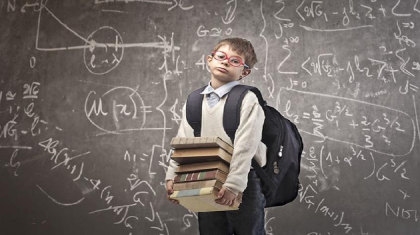 Το βάρος της σχολικής τσάντας