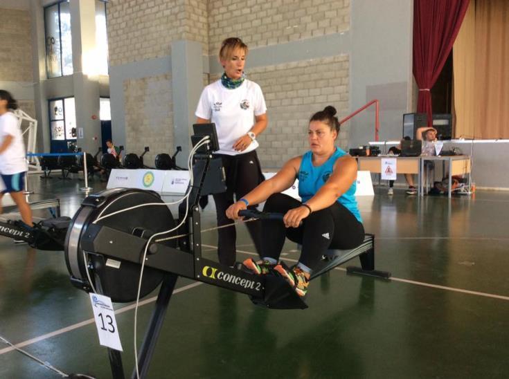 Διεξάγεται το Σάββατο το 6ο «Limassol Indoor Rowing Challenge», στην Κύπρο η κάτοχος παγκόσμιων ρεκόρ Γ. Περαματζή