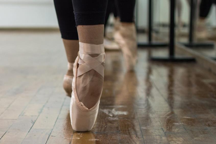 Οι τραυματισμοί στους χορευτές