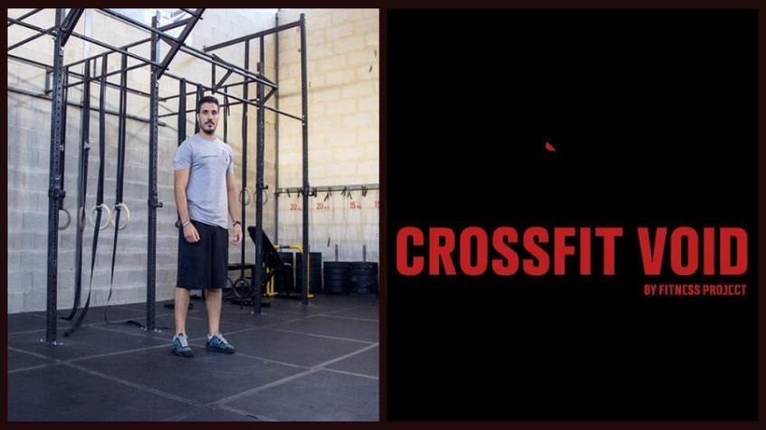 Μια μέρα στο Crossfit Void, με τον Δημήτρη Ελπιδοφόρου