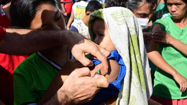 Περισσότερα από 730.000 παιδιά εμβολιάστηκαν με «απαγορευμένο» προϊόν