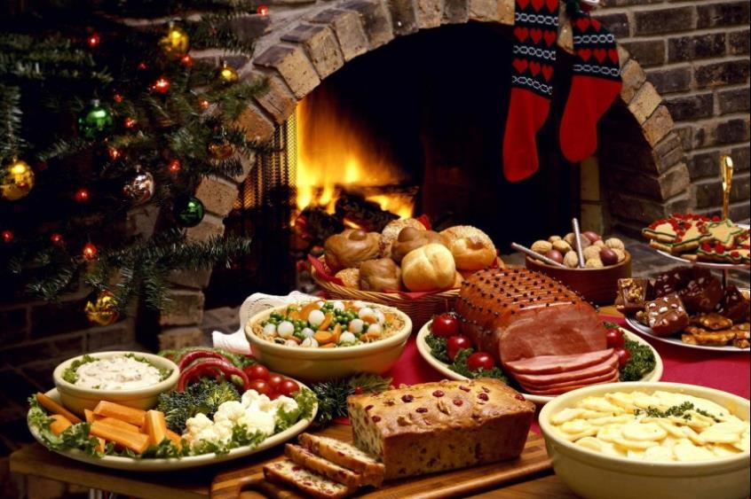 Χριστουγεννιάτικοι Διατροφικοί Μύθοι